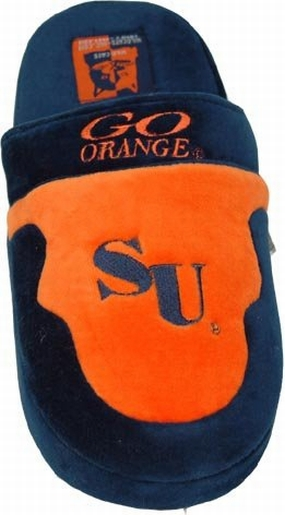 Syracuse Orange Slippers