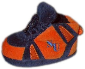 Syracuse University Baby Slippers