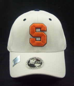 Syracuse Nationals White One Fit Hat