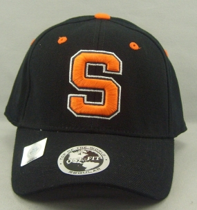 Syracuse Nationals Black One Fit Hat