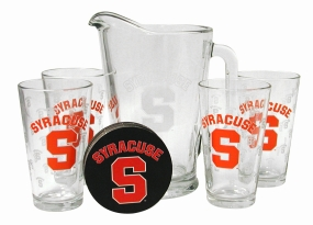 Syracuse University Pitcher Set