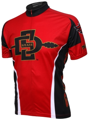 San Diego State Aztecs Cycling Jersey