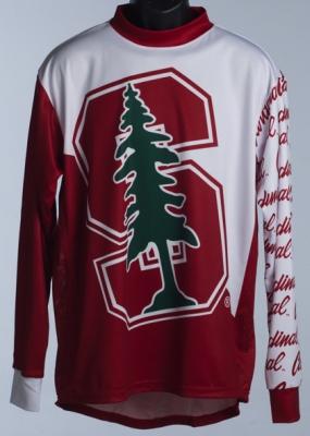 Stanford Cardinal Mountain Bike Jersey