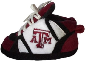Texas A&M Aggies Baby Slippers