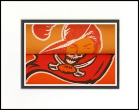 Tampa Bay Buccaneers Vintage T-Shirt Sports Art