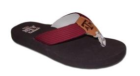 Texas A&M Aggies Flip Flop Sandals