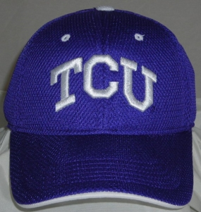 TCU Horned Frogs Elite One Fit Hat