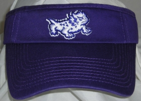 TCU Horned Frogs Visor