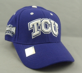 TCU Horned Frogs Adjustable Hat
