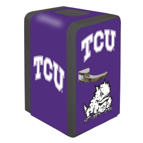 TCU Horned Frogs Portable Party Refrigerator