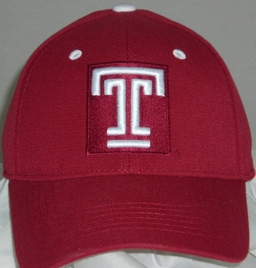 Temple Owls Team Color One Fit Hat