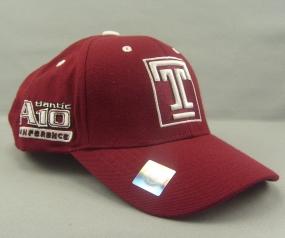 Temple Owls Adjustable Hat
