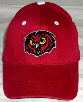 Temple Owls Youth Team Color One Fit Hat