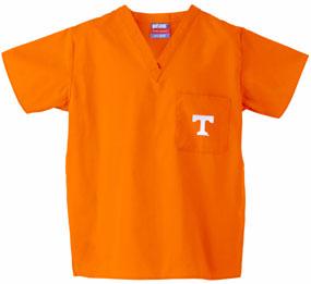 Tennessee Volunteers Scrub Top