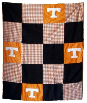 Tennessee Volunteers Quilt