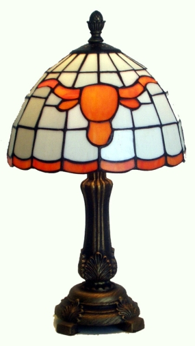 Texas Longhorns Accent Lamp