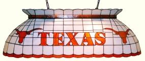 Texas Longhorns Pool Table Light