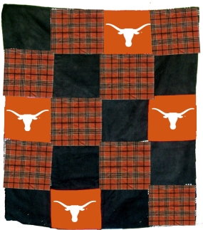 Texas Longhorns Quilt