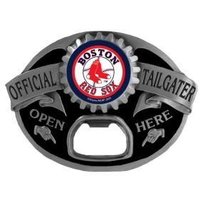 Boston Red Sox Bottle Opener Belt Buckle