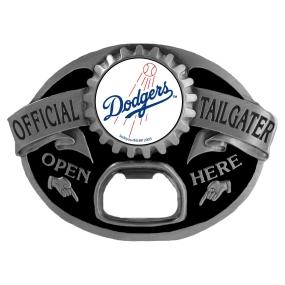 Los Angeles Dodgers Bottle Opener Belt Buckle