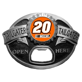 Tony Stewart Bottle Opener Belt Buckle