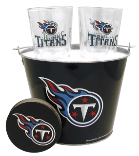 Tennessee Titans Gift Bucket Set