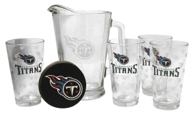 Tennessee Titans Pitcher Set