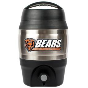 Chicago Bears 1 Gallon Tailgate Keg