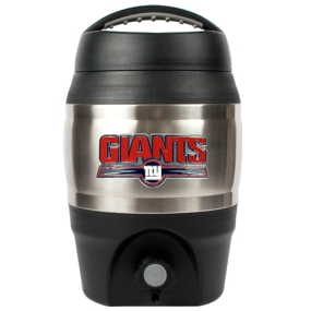 New York Giants 1 Gallon Tailgate Keg