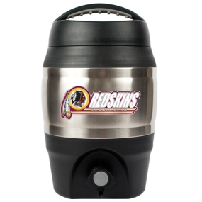 Washington Redskins 1 Gallon Tailgate Keg