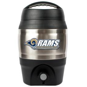 Saint Louis Rams 1 Gallon Tailgate Keg