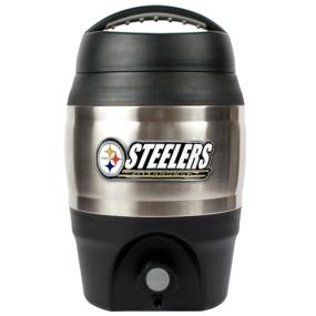Pittsburgh Steelers 1 Gallon Tailgate Keg