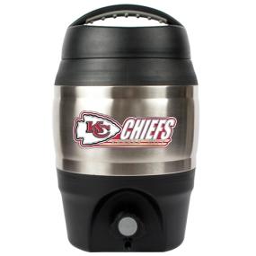 Kansas City Chiefs 1 Gallon Tailgate Keg