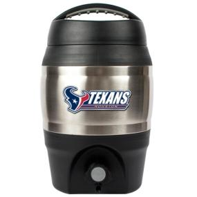 Houston Texans 1 Gallon Tailgate Keg