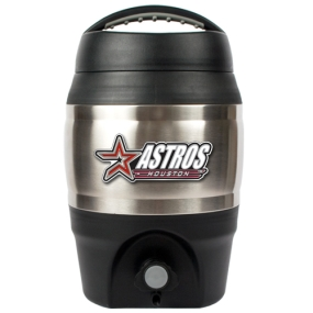 Houston Astros 1 Gallon Tailgate Jug