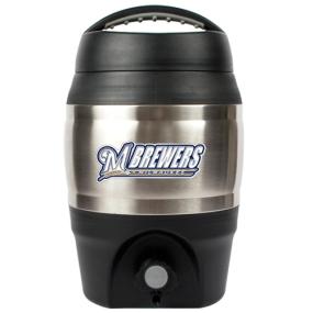 Milwaukee Brewers 1 Gallon Tailgate Jug