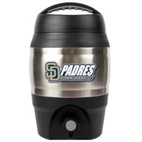 San Diego Padres 1 Gallon Tailgate Jug
