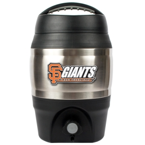 San Francisco Giants 1 Gallon Tailgate Jug