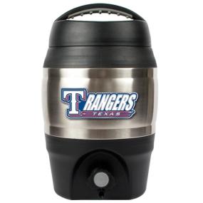 Texas Rangers 1 Gallon Tailgate Jug