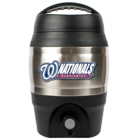 Washington Nationals 1 Gallon Tailgate Jug