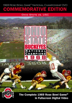 1969 Rose Bowl National Championship Game