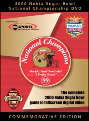 2000 Sugar Bowl: Florida State vs. Virginia Tech