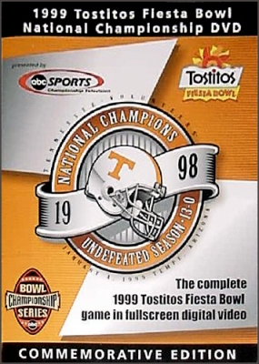 1999 Fiesta Bowl:  Tennessee vs. Florida State
