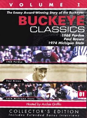 Buckeye Classic Vol 1 DVD Kit