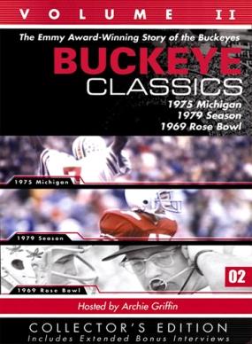Buckeye Classic Vol 2 DVD Kit
