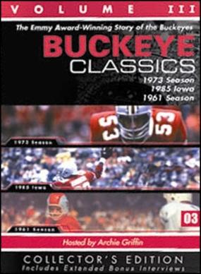 Buckeye Classic Vol 3 DVD Kit