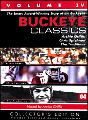 Buckeye Classic Vol 4 DVD Kit