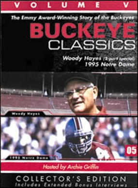 Buckeye Classic Vol 5 DVD Kit
