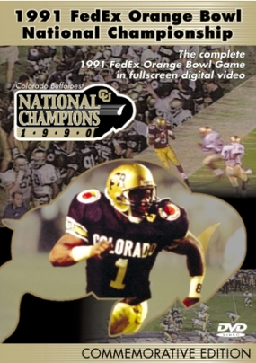1991 FedEx Orange Bowl National Championship Game