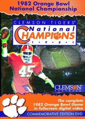 1982 Orange Bowl National Championship Game